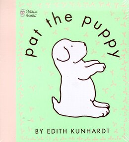 Book Pat The Puppy (pat The Bunny) by Edith Kunhardt Davis