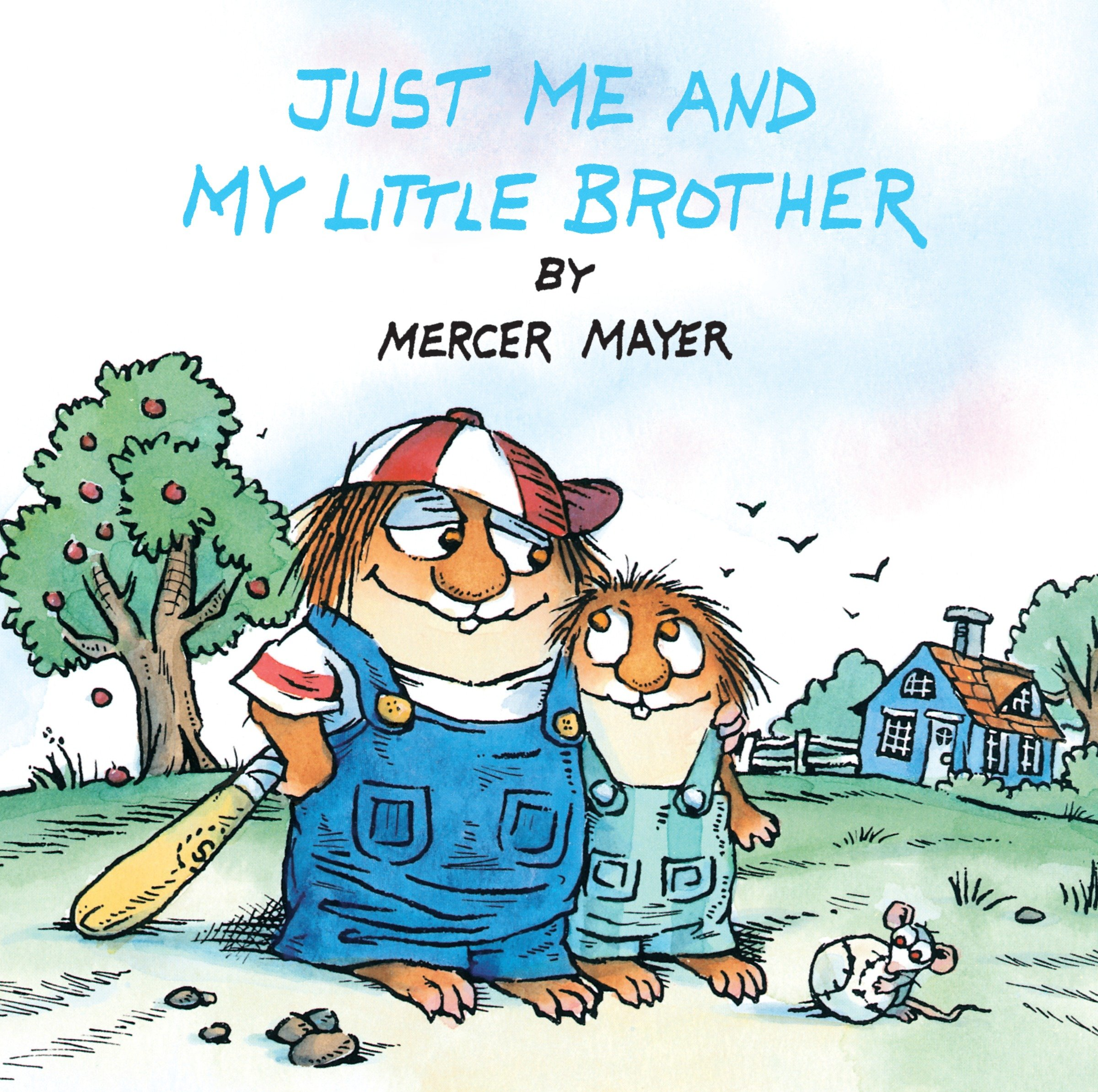 Book Just Me And My Little Brother (little Critter) by Mercer Mayer