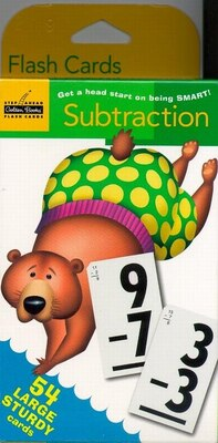 Book Subtraction by Golden Books