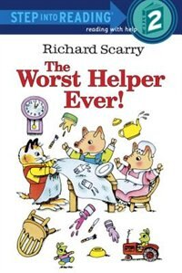 Book Richard Scarry's The Worst Helper Ever! by Richard Scarry