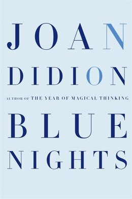 Book Blue Nights by Joan Didion