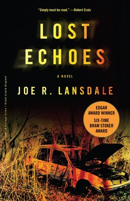 Book Lost Echoes by Joe R. Lansdale
