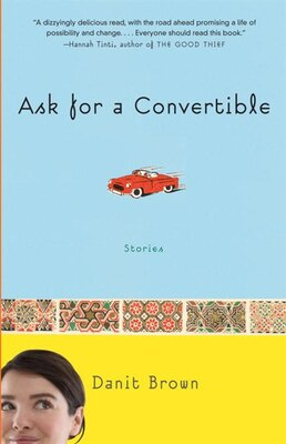 Book Ask For A Convertible by Danit Brown