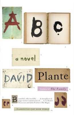 Book Abc by David Plante
