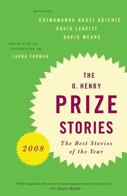Book O. Henry Prize Stories 2008 by Laura Furman