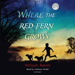 Book Where The Red Fern Grows by Wilson Rawls