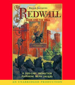 Book Redwall by Brian Jacques