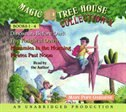 Magic Tree House Collection Volume 1: Books 1-4: #1 Dinosaurs Before Dark; #2 The Knight at Dawn; #3 Mummies in the Morning; #4 Pirates Past Noon de Mary Pope Osborne