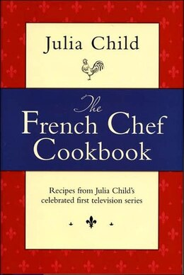 Book The French Chef Cookbook by Random House Value