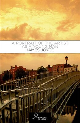 Book Portrait of the Artist as a Young Man by Random House Value