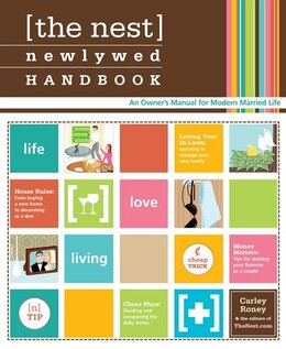 Book The Nest Newlywed Handbook: An Owner's Manual For Modern Married Life by Carley Roney