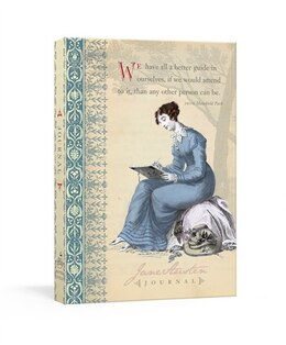 Book Jane Austen Journal by Potter Style