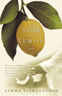 Book The Toss Of A Lemon by Padma Viswanathan