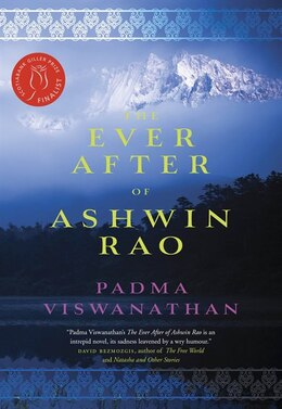 Book The Ever After Of Ashwin Rao by Padma Viswanathan