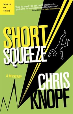 Book Short Squeeze by Chris Knopf