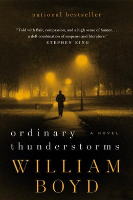 Book Ordinary Thunderstorms by William Boyd