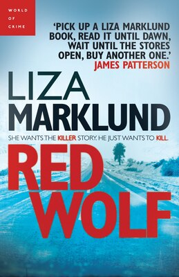 Book Red Wolf by Liza Marklund