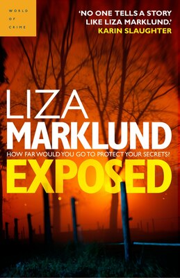 Book Exposed by Liza Marklund