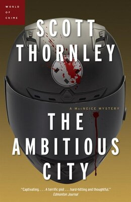 Book The Ambitious City by Scott Thornley