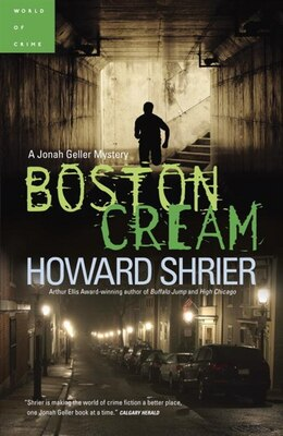 Book Boston Cream by Howard Shrier