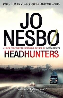 Book Headhunters by Jo Nesbo
