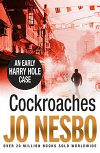 Book Cockroaches by Jo Nesbo