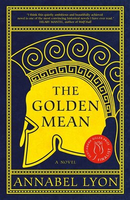 Book The Golden Mean by Annabel Lyon