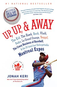 Up, Up, And Away: The Kid, The Hawk, Rock, Vladi, Pedro, Le Grand Orange, Youppi!, The Crazy…