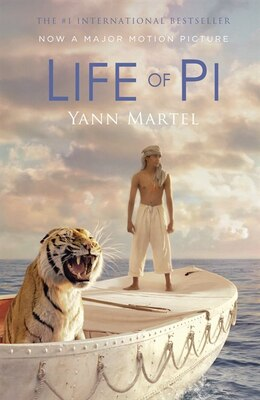 Book Life Of Pi (movie Tie-in Edition) by Yann Martel