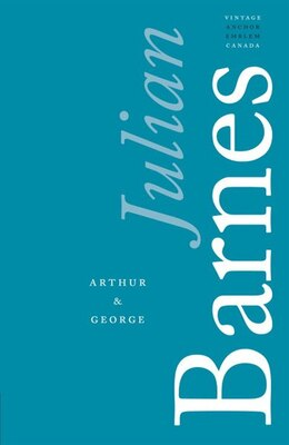 Book Arthur & George by Julian Barnes