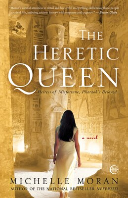 Book The Heretic Queen: A Novel by Michelle Moran