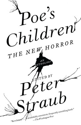 Book Poe's Children: The New Horror by Peter Straub
