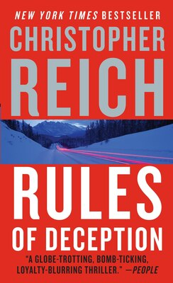 Book Rules Of Deception by Christopher Reich