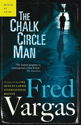 Book The Chalk Circle Man by Fred Vargas