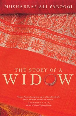 Book The Story Of A Widow by Musharraf Ali Farooqi
