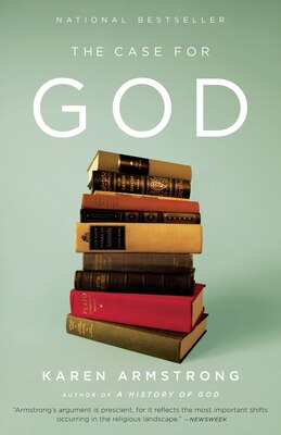 Book The Case For God by Karen Armstrong