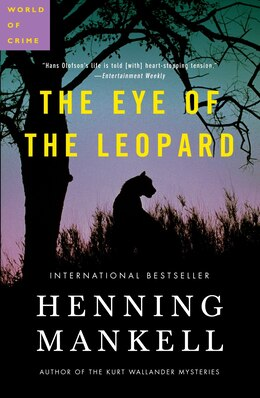 Book The Eye Of The Leopard by Henning Mankell