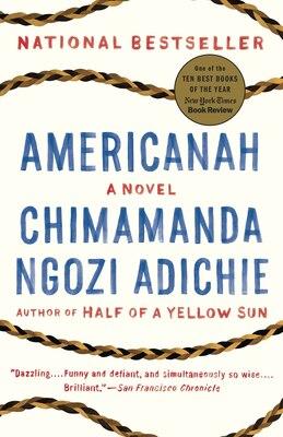 Book Americanah by Adichie, Chimamanda Ngozi