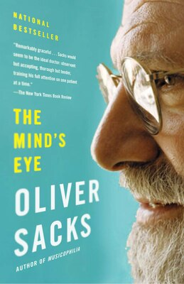 Book The Mind's Eye by Oliver Sacks