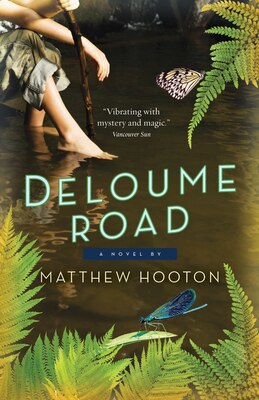 Book Deloume Road by Matthew Hooton