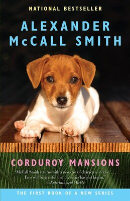 Book Corduroy Mansions by Alexander Mccall Smith