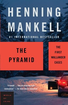 Book The Pyramid: The Origins Of Kurt Wallander by Henning Mankell