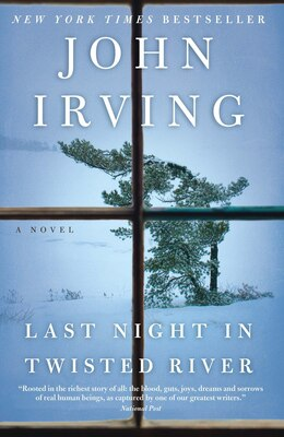 Book Last Night In Twisted River by John Irving