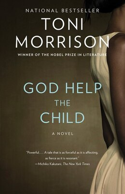 Book God Help The Child by Toni Morrison