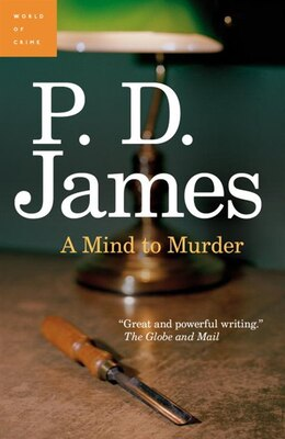 Book A Mind To Murder by P. D. James