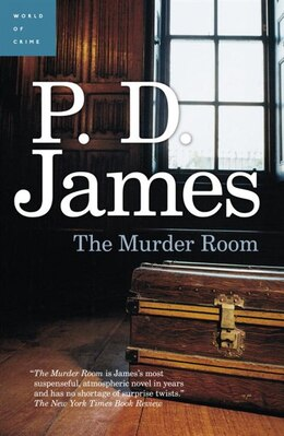 Book The Murder Room by P. D. James