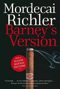 Book Barney's Version (movie Tie-in Edition) by Mordecai Richler