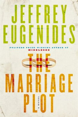 Book The Marriage Plot by Jeffrey Eugenides