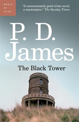 Book The Black Tower by P. D. James