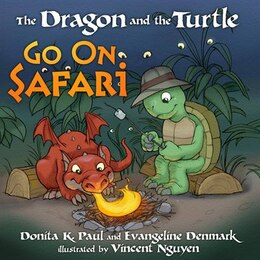 Book The Dragon And The Turtle Go On Safari by Donita K. Paul